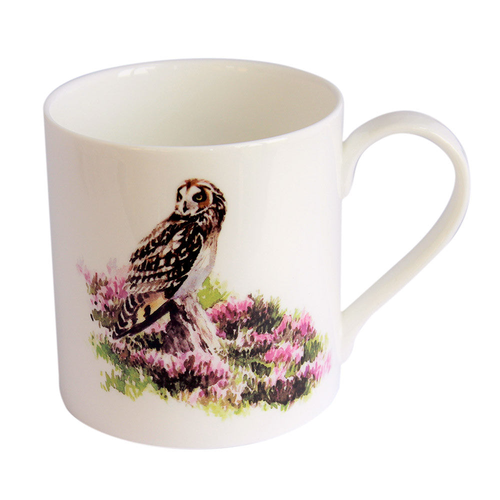 Orkney Storehouse | Short-eared Owl Classic Mug Product
