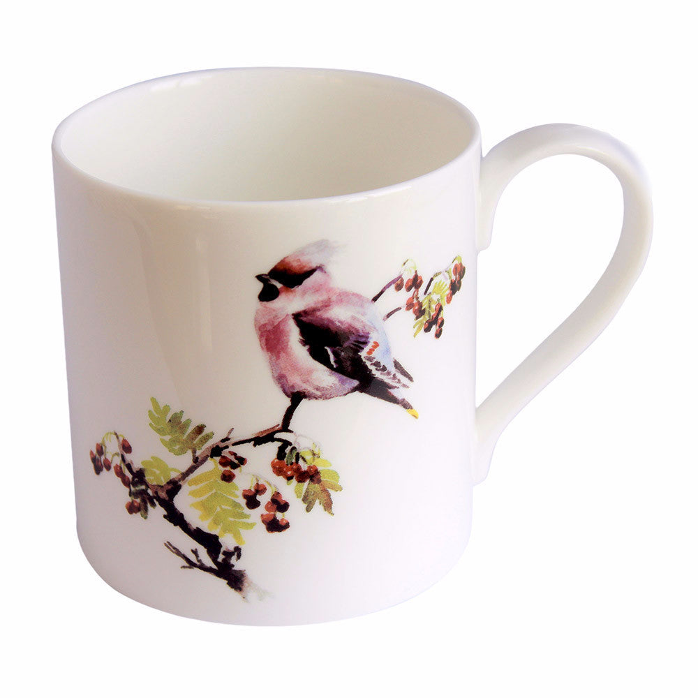 Orkney Storehouse | Waxwing Classic Mug Product