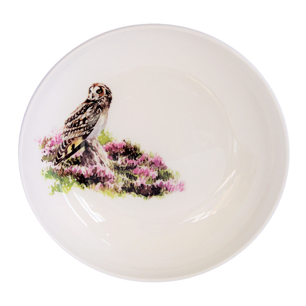 Orkney Storehouse | Short-eared Owl Pasta Bowl Product