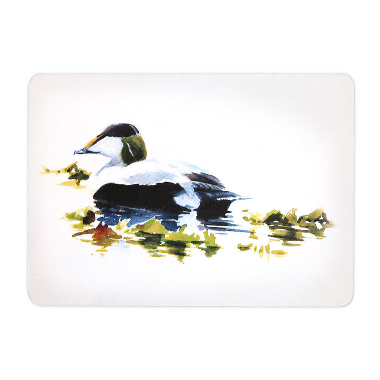 Orkney Storehouse | Eider Drake Placemat Product
