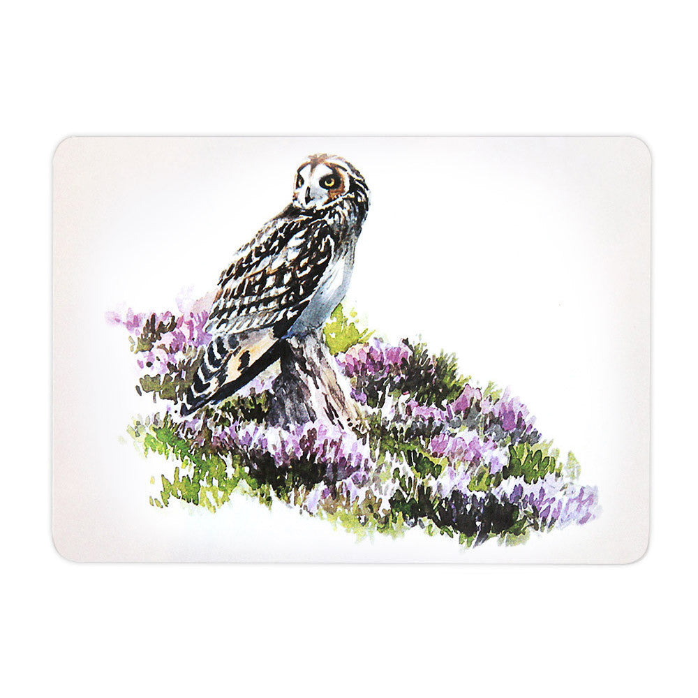 Orkney Storehouse | Short-eared Owl Placemat Product