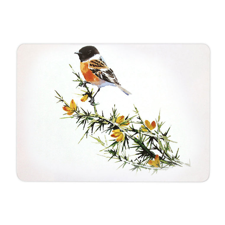 Orkney Storehouse | Stonechat Placemat Product