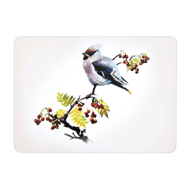 Orkney Storehouse | Waxwing Placemat Product