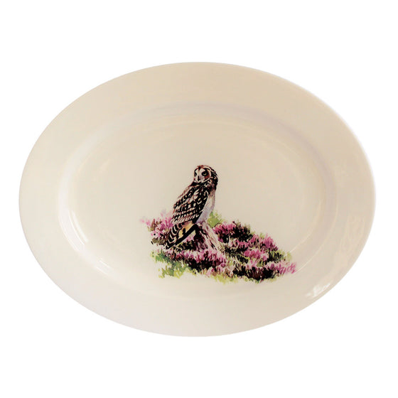 Orkney Storehouse | Short-eared Owl Platter Product