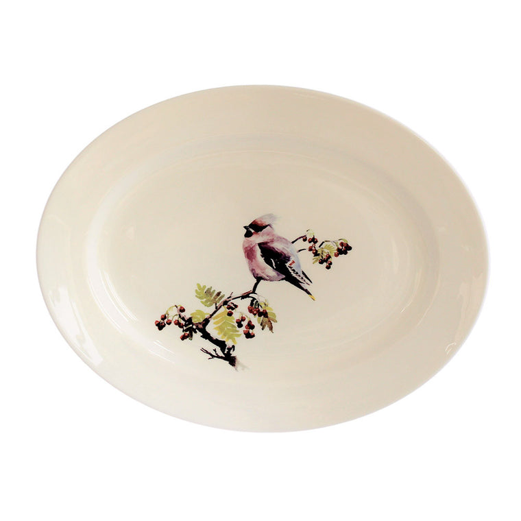 Orkney Storehouse | Waxwing Platter Product