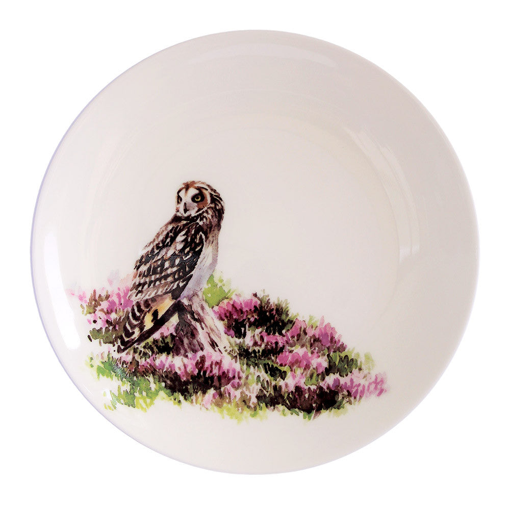 Orkney Storehouse | Short-eared Owl Side Plate Product