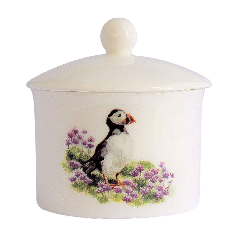 Orkney Storehouse | Puffin Sugar Bowl Product