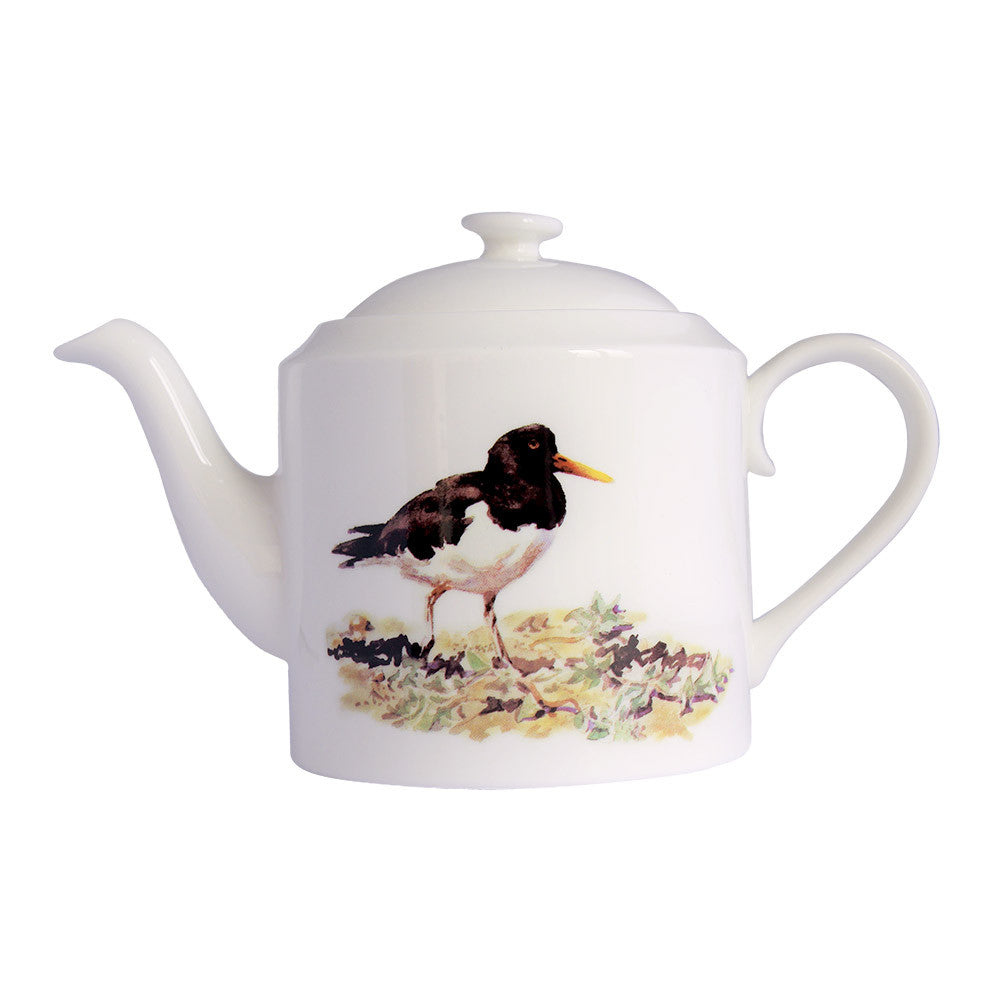 Orkney Storehouse | Oystercatcher Teapot Product