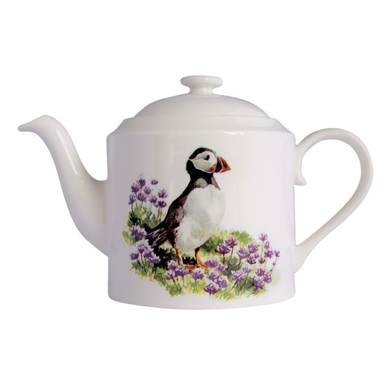 Orkney Storehouse | Puffin Teapot Product