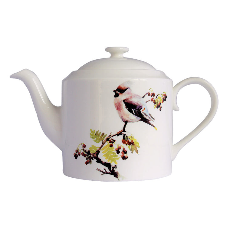 Orkney Storehouse | Waxwing Teapot Product