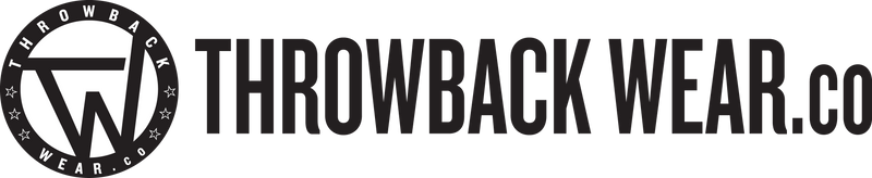 Throwback Wear is an Apparel Company, which aims to unite different generations through neyo vintage 'old school' designs with new era twists.
