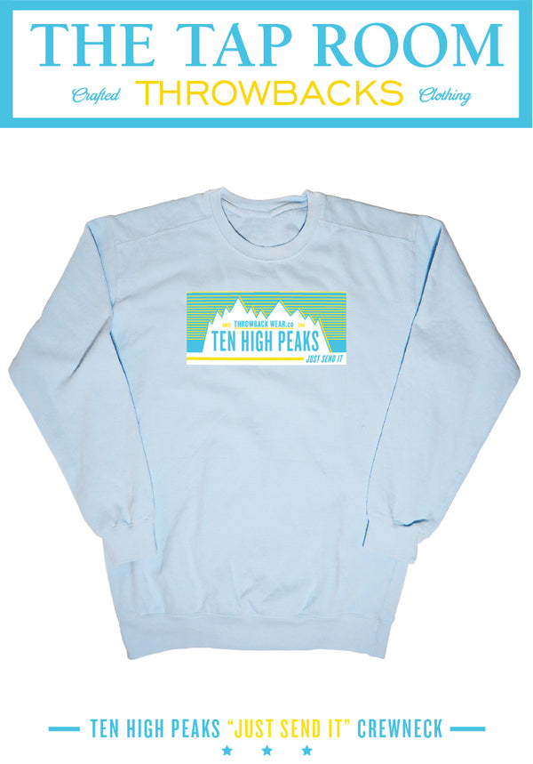 Ten High Peaks Crewneck Sweatshirt