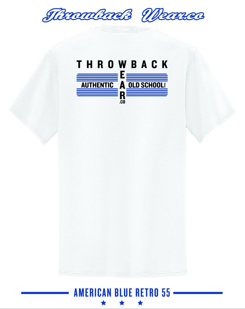 American Retro T-Shirt Throwback Wear