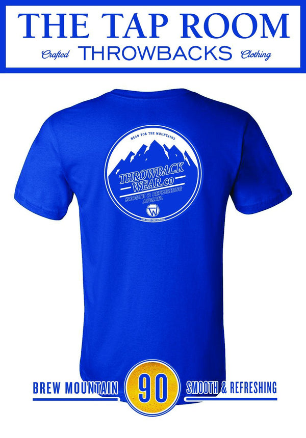 Brew Mountain 90 T-Shirt Throwback Wear