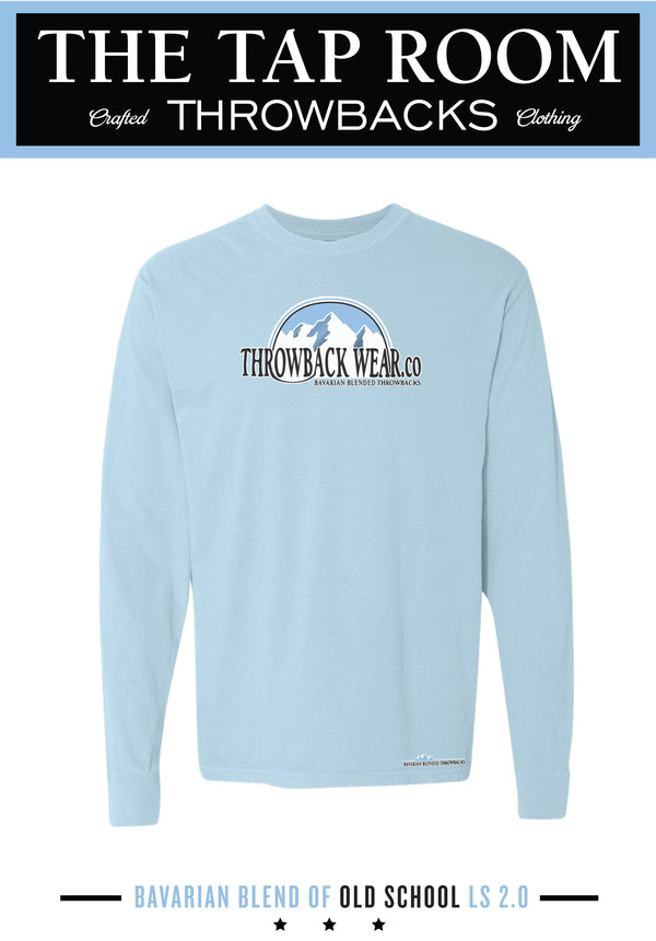 The Bavarian 2.0 LS Long Sleeve Shirt Throwback Wear