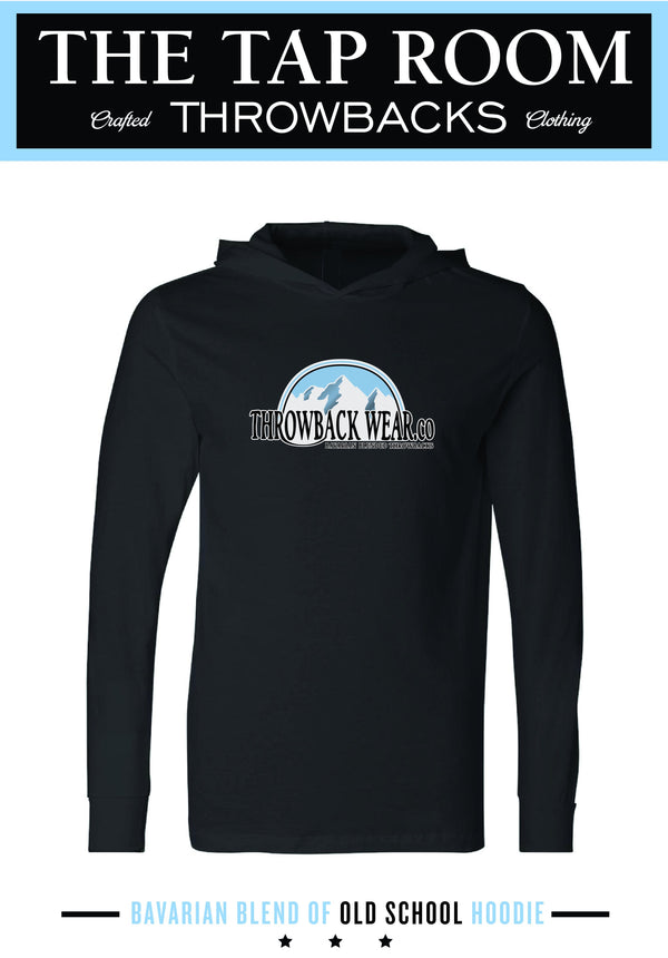 The Bavarian Hoodie Light Weight Hoodie Throwback Wear