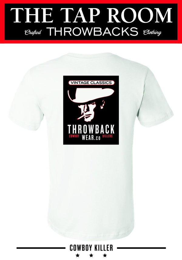 The Cowboy Killer T-Shirt Throwback Wear