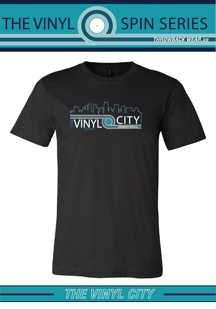 The Vinyl City Throwback Wear