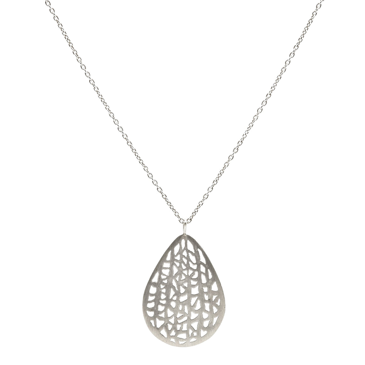 Large Pear  Necklace