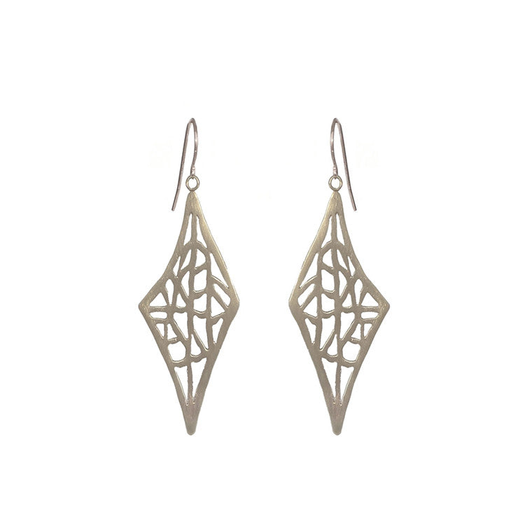 Diamond Vanda Earrings