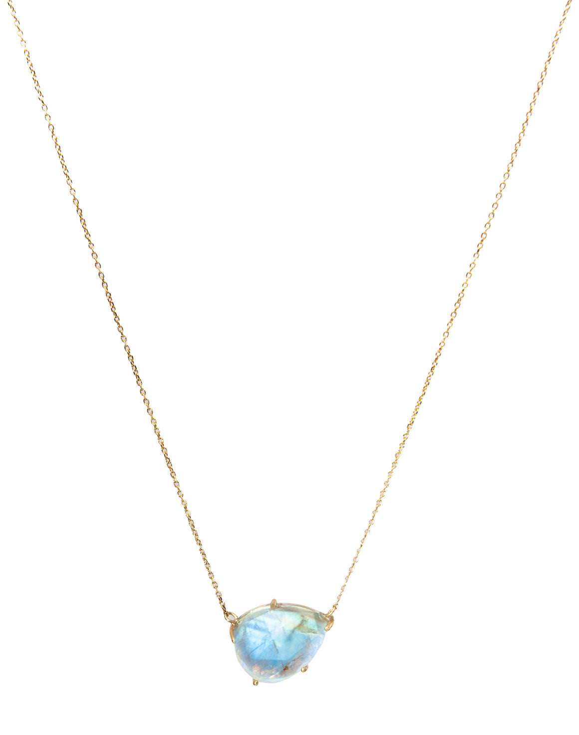 Rainbow Moonstone Fantasy Necklace