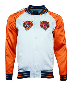 Tiger Light Blue Souvenir Jacket