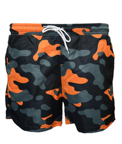 Swim Shorts Orange
