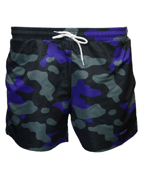 Swim Shorts Purple