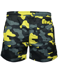 Swim Shorts Yellow
