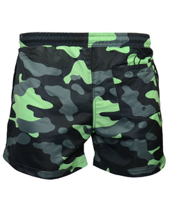 Swim Shorts Green