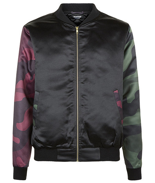 Split DPM 1.5 Bomber Jacket