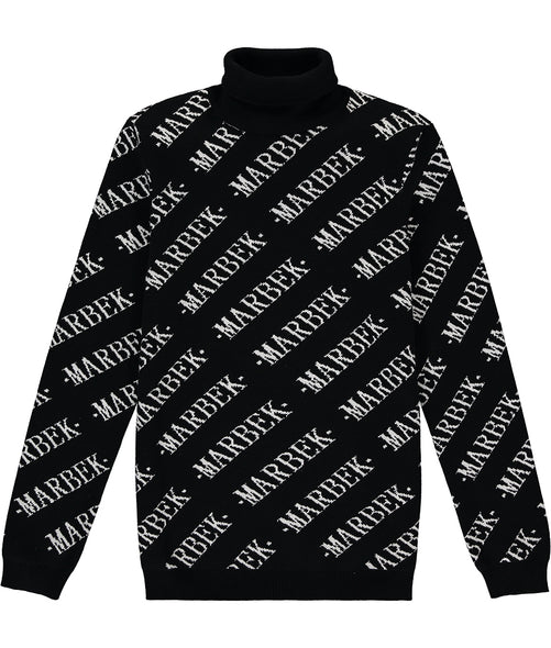 Logomania Knitwear Sweater