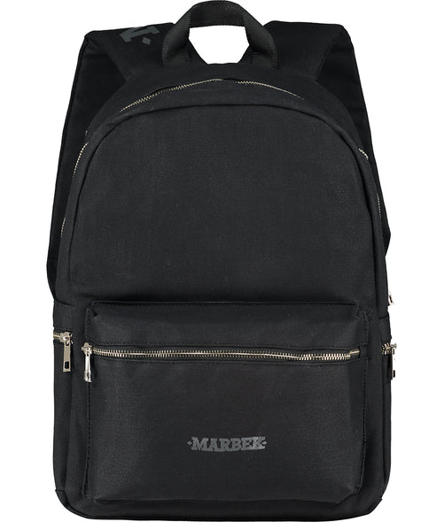 Black Marbek Backpack
