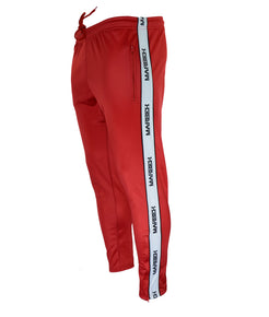 Archive Tracksuit Pants Cherry Red