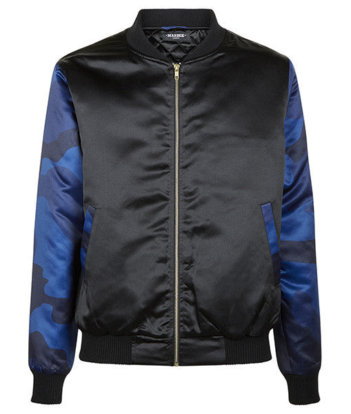 Blue DPM 1.5 Bomber Jacket