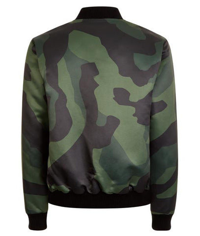 Green DPM Bomber Jacket