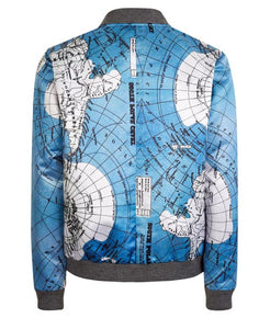 Day Atlas Bomber Jacket - MARBEK