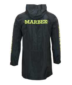 Black Frozen Yellow Archive Raincoat