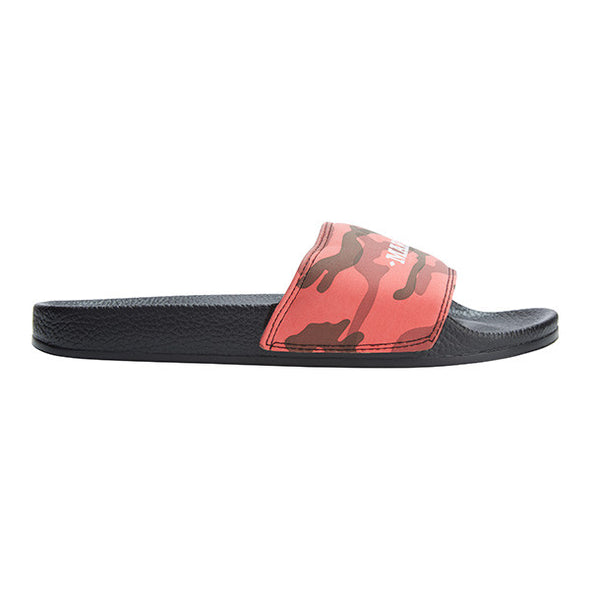 Cherry Red Camo Slider - MARBEK