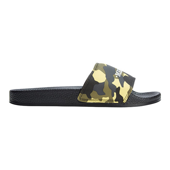 Banana Yellow Camo Slider - MARBEK