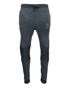 Grey M Line Tracksuit Bottoms