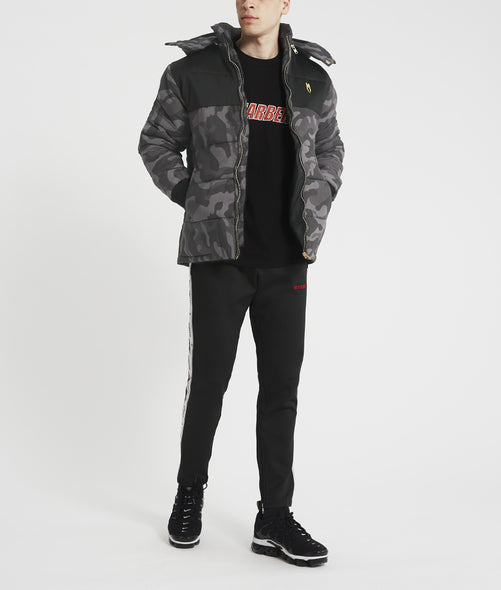 Grey DPM Puffer Jacket