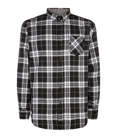 Screaming Monkey Flannel Shirt