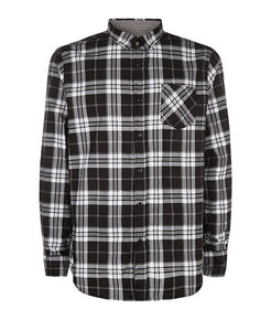 Screaming Monkey Flannel Shirt - MARBEK