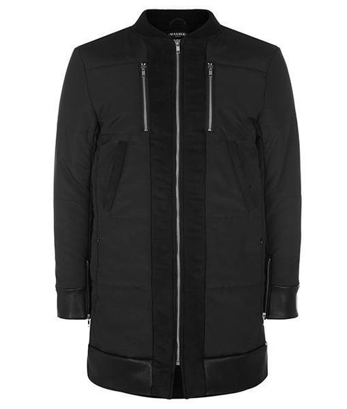 Rebellion Bomber Jacket - MARBEK