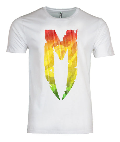 Tropical M logo Tee
