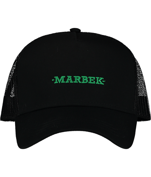 Green Diamonds Logo Cap