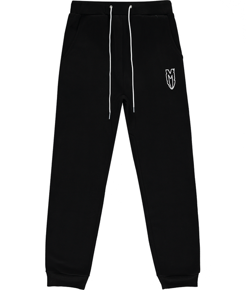 M Logo Tracksuit Bottom Black