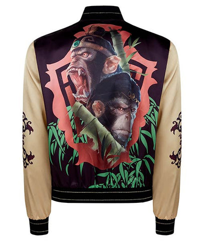 Monkey Souvenir Jacket