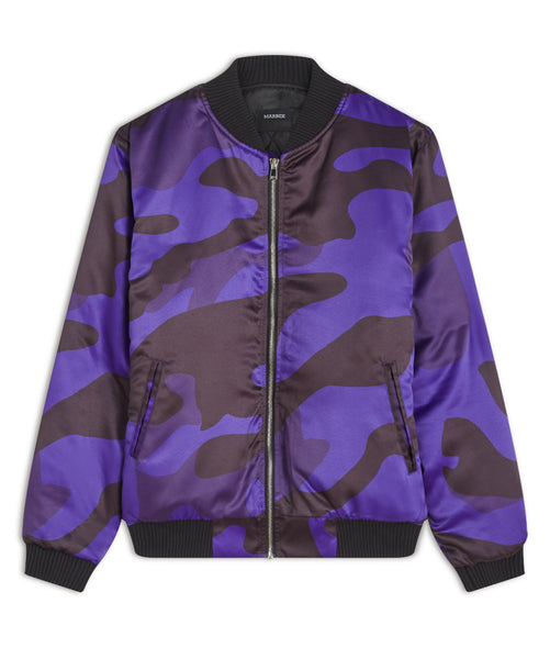 Purple DPM Bomber